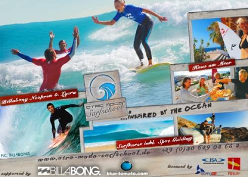 OTRO MODO Surfschool & Surfcamp