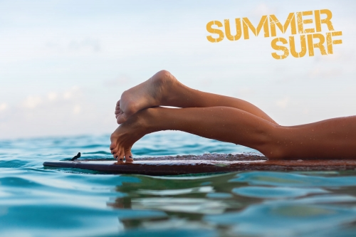 SUMMERSURF Surf & Yoga Camp