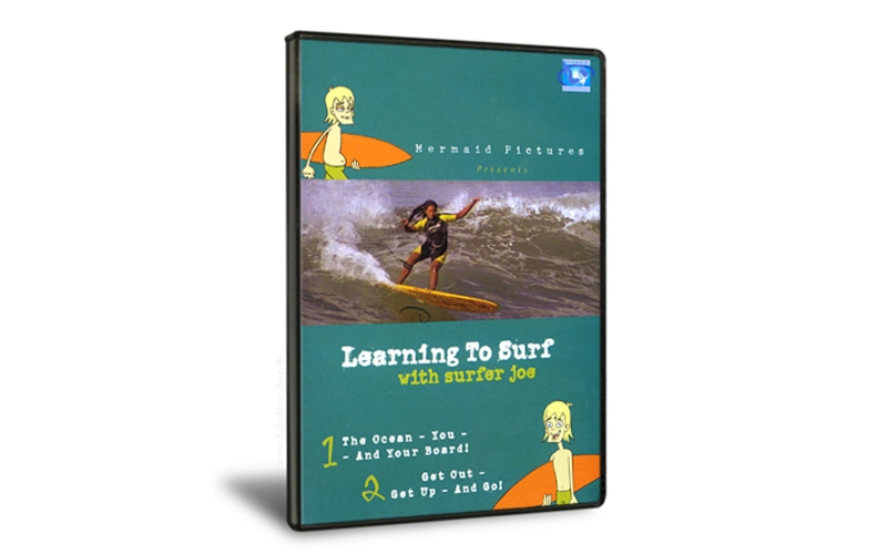 Learning to Surf with Surfer Joe (DVD)